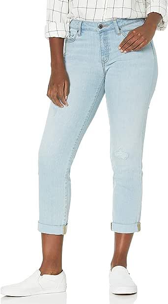 Amazon Essentials Women's Girlfriend Ankle Jean