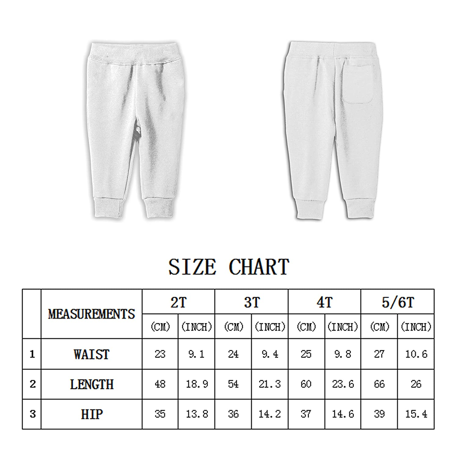 DaXi1 USA Hero Sweatpants for Boys /& Girls Fleece Active Joggers Elastic Pants