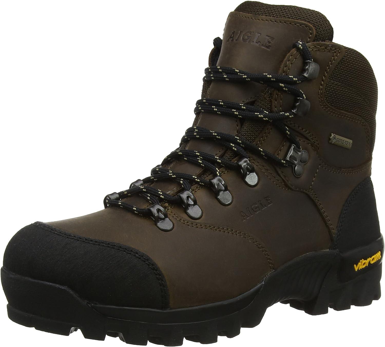 Chaussures de randonnée Femme Aigle Mooven LTR Gore Tex