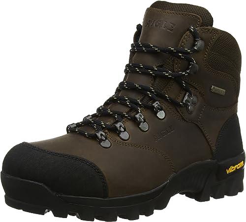 Aigle Altavio Gore tex Leather, Chaussures de Chasse Homme