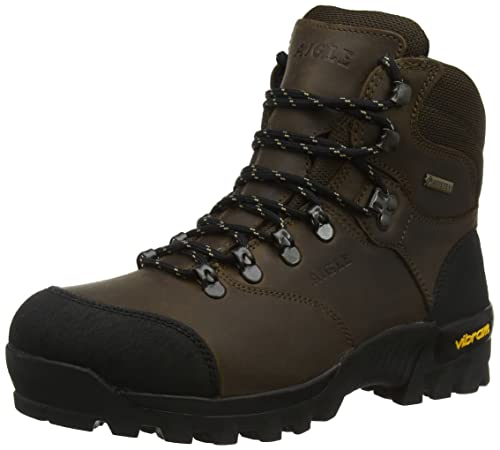 873ba1ce426 Aigle Men s Altavio Gore-tex Leather Hunting Shoes  Amazon.co.uk ...