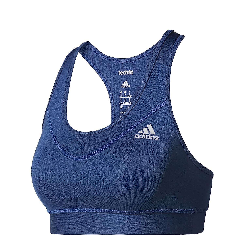 adidas Tf Bra - Solid Sujetador Deportivo, Mujer, Azul (Azumis ...