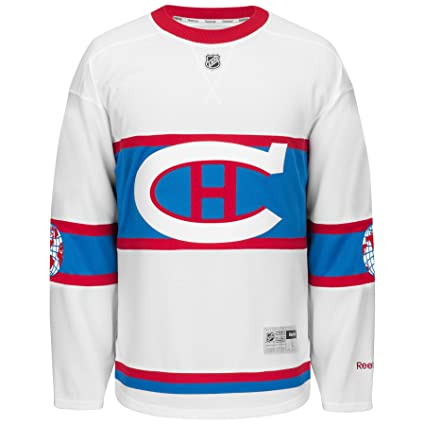 Montreal Canadiens 2016 NHL Winter Classic Reebok Premier Men s Jersey  (XXXL) 7281b81a6aa