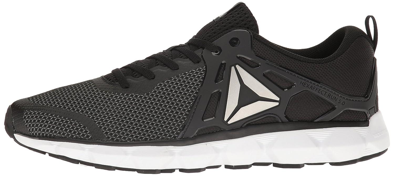 Reebok Zapatos Corrientes De Los Hombres Negro TkYMNOX3cw