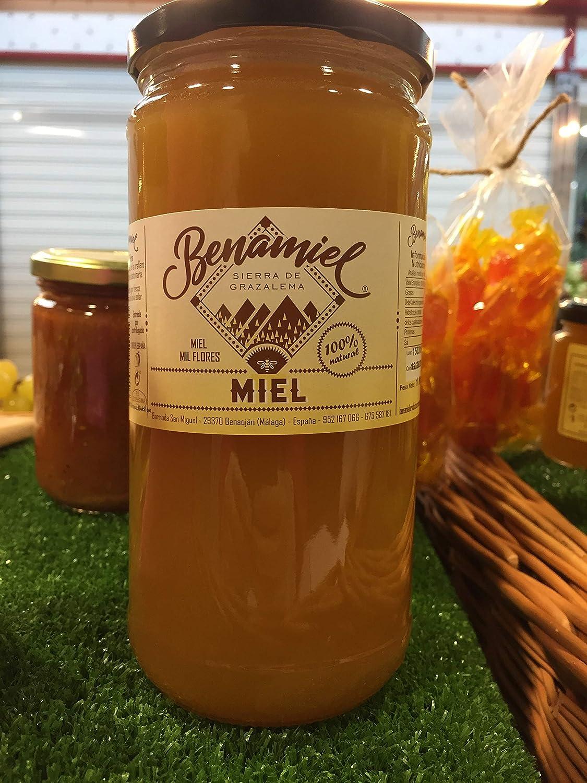 miel natural 100% pura: Amazon.es: Alimentación y bebidas