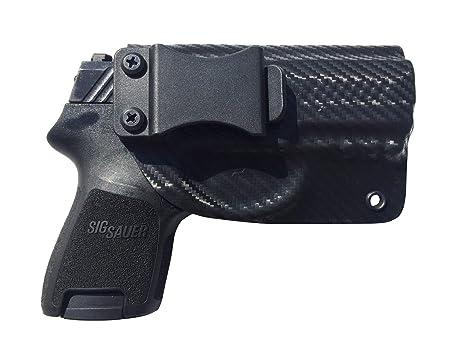 Amazon com : Detroit Kydex IWB Kydex Gun Holster for Sig