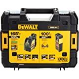 DEWALT DW0889CG TSTAK Laser Kit: DW088CG Cross Line + DW099E 99ft Laser Distance Measurer