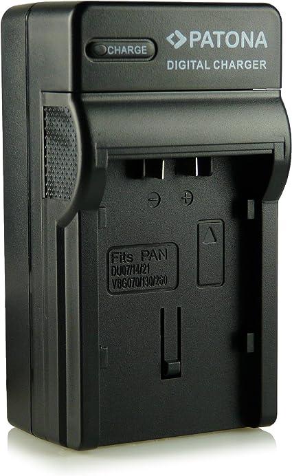 Alimentatore PER Panasonic hdc-hs300 hdc-hs9 hdc-sd100