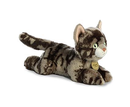 amazon com american shorthair 11 miyoni stuffed animal toys games