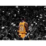 Kobe Bryant NBA Finals 2010 Poster - 18 × 24 Inch