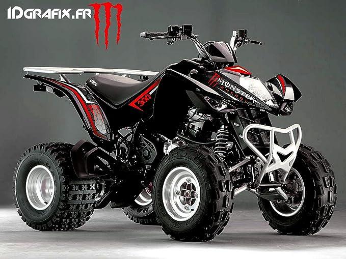 IDgrafix Monster - Kit de decoración personalizado para Kymco 300 ...