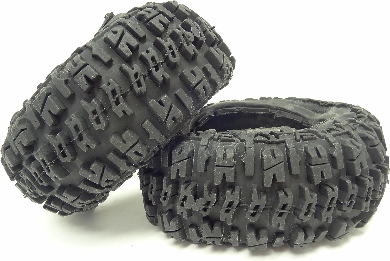 Rovan 1//5 Blue Molded Tire Foam Set of 2 Rear Fits HPI Baja 5B Buggy King Motor