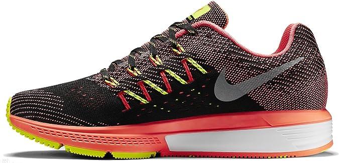 NIKE Wmns NIKE Air Zoom Vomero 10 - Zapatillas para Mujer, Color Naranja (Orange/Silber), Talla 37.5: Amazon.es: Zapatos y complementos