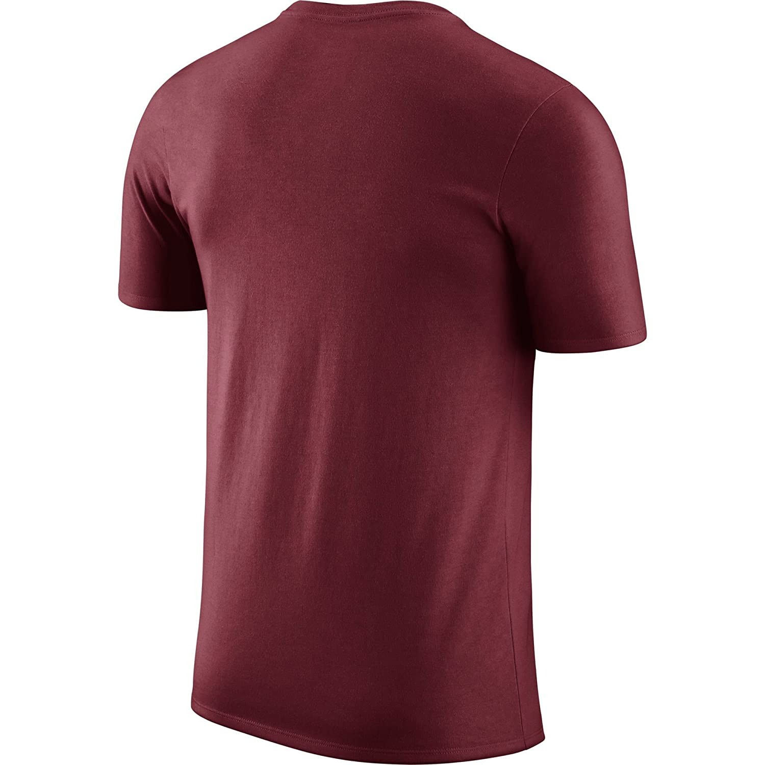 a1c0717cd55 Amazon.com   NIKE Cleveland Cavaliers Practice Performance T-Shirt Wine  (XL)   Sports   Outdoors