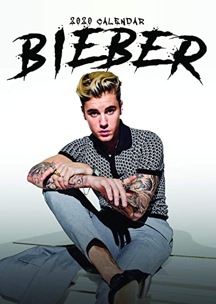 Justin Bieber New Haircut 2020 Amazon.com: Justin Bieber Calendar 2020 Large (A3) UK Poster Size