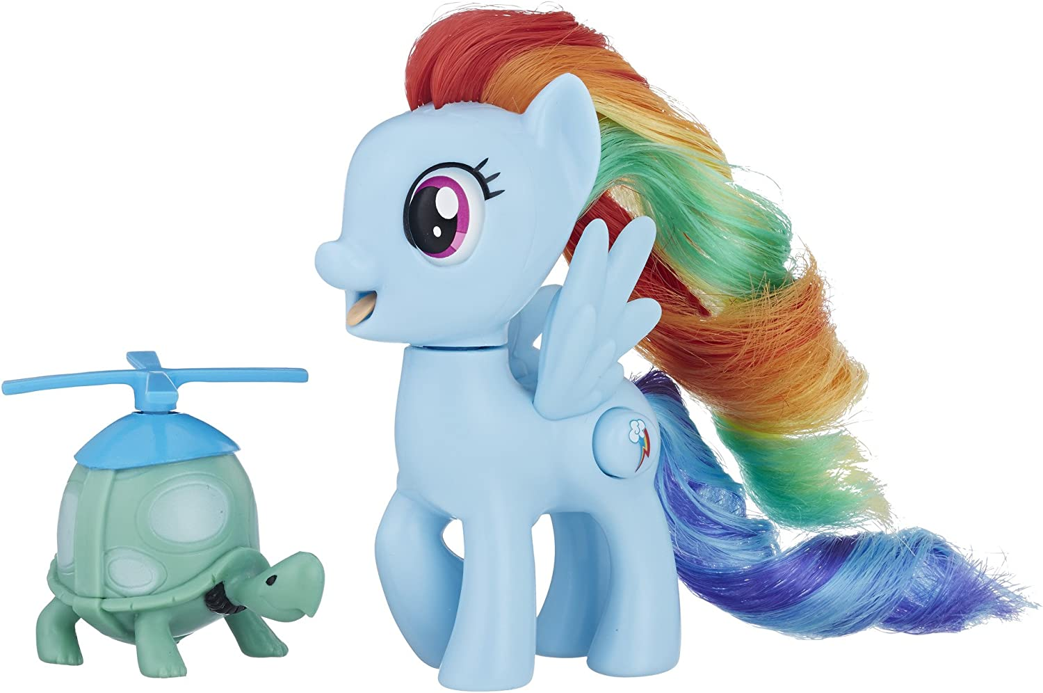 - Amazon.com: My Little Pony Silly Looks Rainbow Dash: Toys & Games
