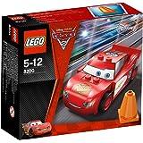 LEGO Cars 8200 - Saetta McQueen Radiator Springs