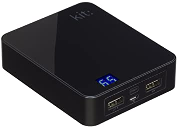 Amazon.com: Kit 12000 mAh universal Premium banco de energía ...