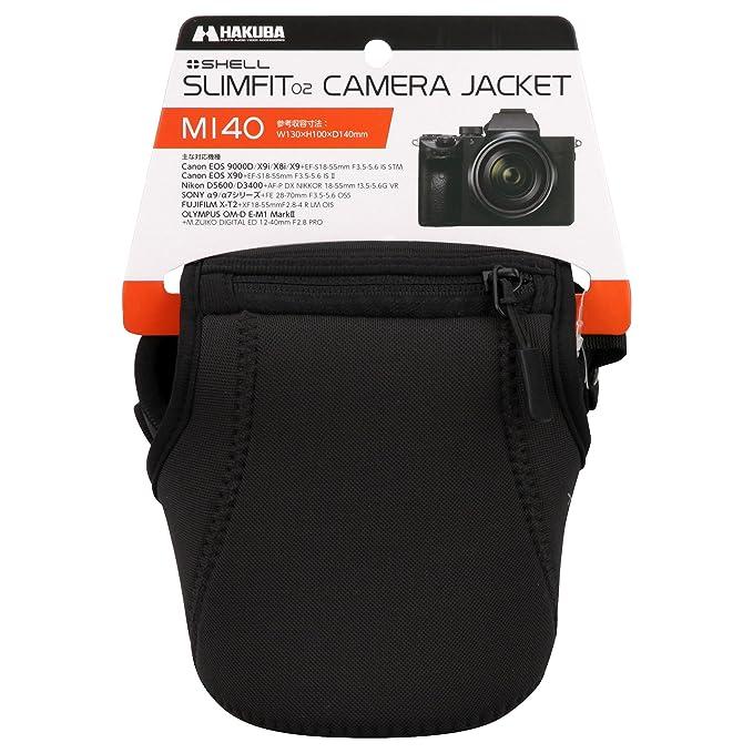 Hakuba - Funda para cámara réflex Digital (Compatible con cámaras ...