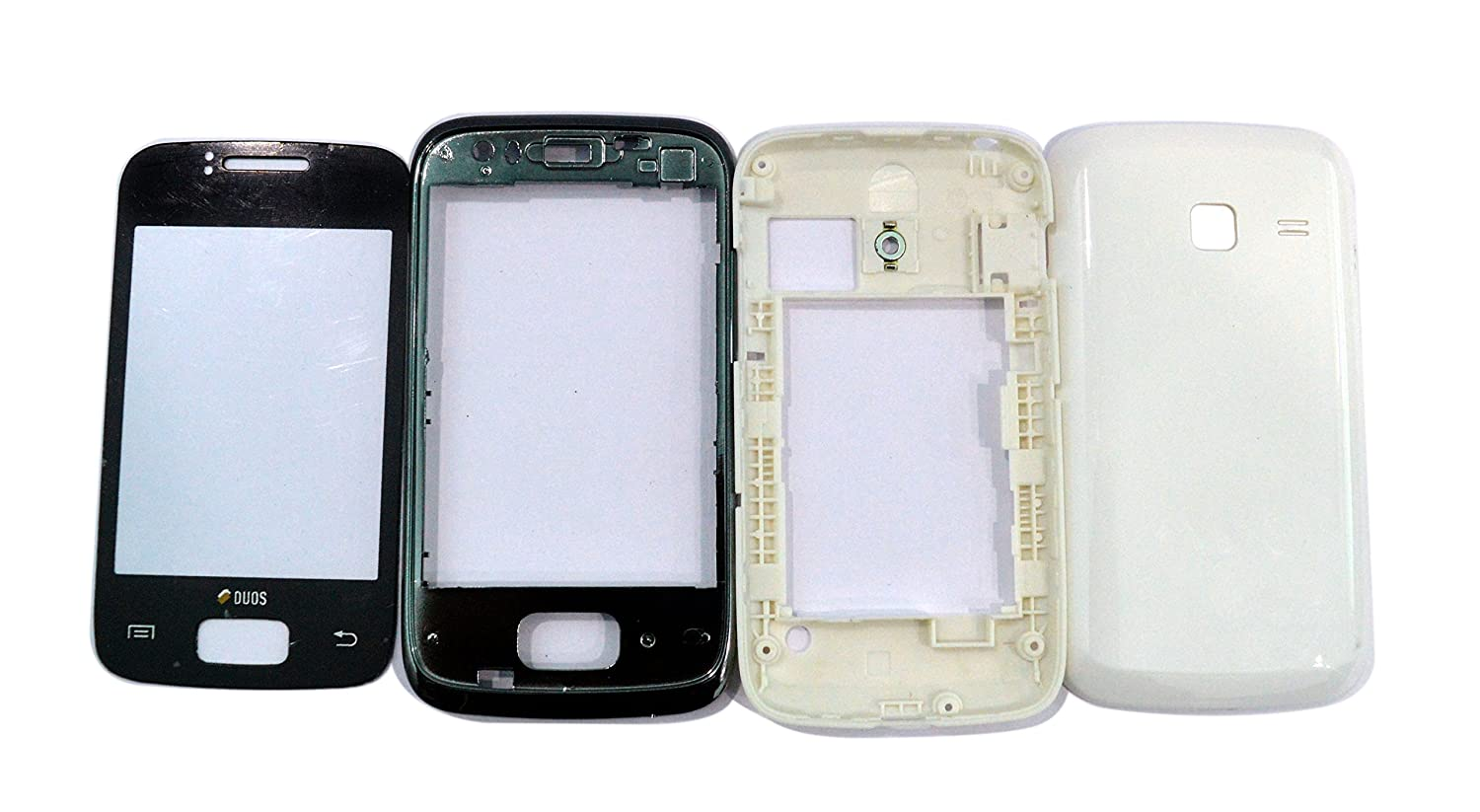 Gallery for gt samsung galaxy s6102 - Totta Replacement Full Body Housing Back Body Panel Amazon In Electronics
