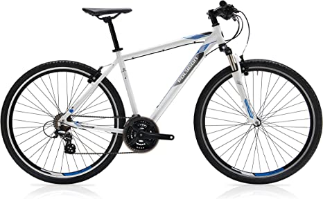 Polygon Bikes Heist 1 43 43 - Bicicleta híbrida (43 cm, XXS ...