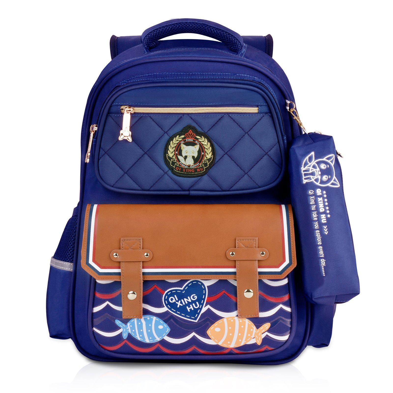 Boys Backpacks, Bageek Backpacks for School Backpack Kid School Bags for Boys Childrens Backpack by Bageek (Image #1)