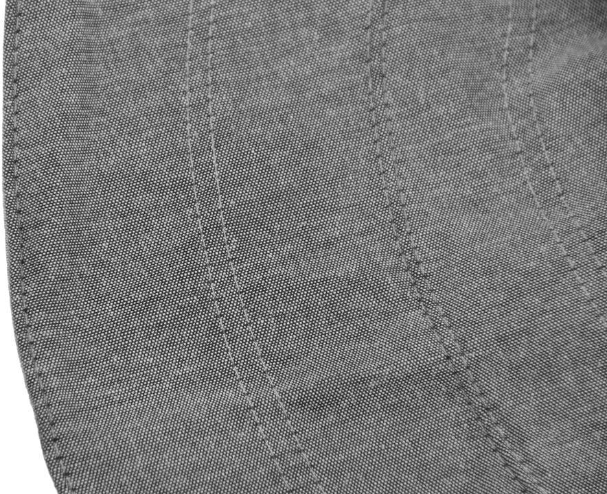 BaoCore Double-Face Capeline Pliable pour Femme Fille Chapeau de Soleil Casquette /à Visi/ère Bord Large Anti Soleil Anti-UV Fra/îche Respirant pour Plage Voyager Randonn/ée en Coton Rose//Bleu+Gris