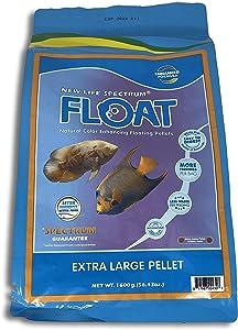 New Life Spectrum Float Extra Large Pellet Bag for Fresh & Saltwater Fish 1600g