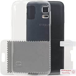 StilGut Ghost, custodia flessibile invisibile per Samsung Galaxy S5