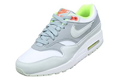 sale retailer 95d6b a371c Nike Basket Femme WMNS Air Max 1 319986-107 Gris - Couleur Gris - Taille