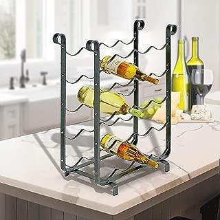 product image for Enclume 20-Bottle Wine Storage Rack, Hammered Steel