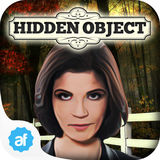Hidden Object - Ghost Interview 2 (Halloween Hidden Word Search)