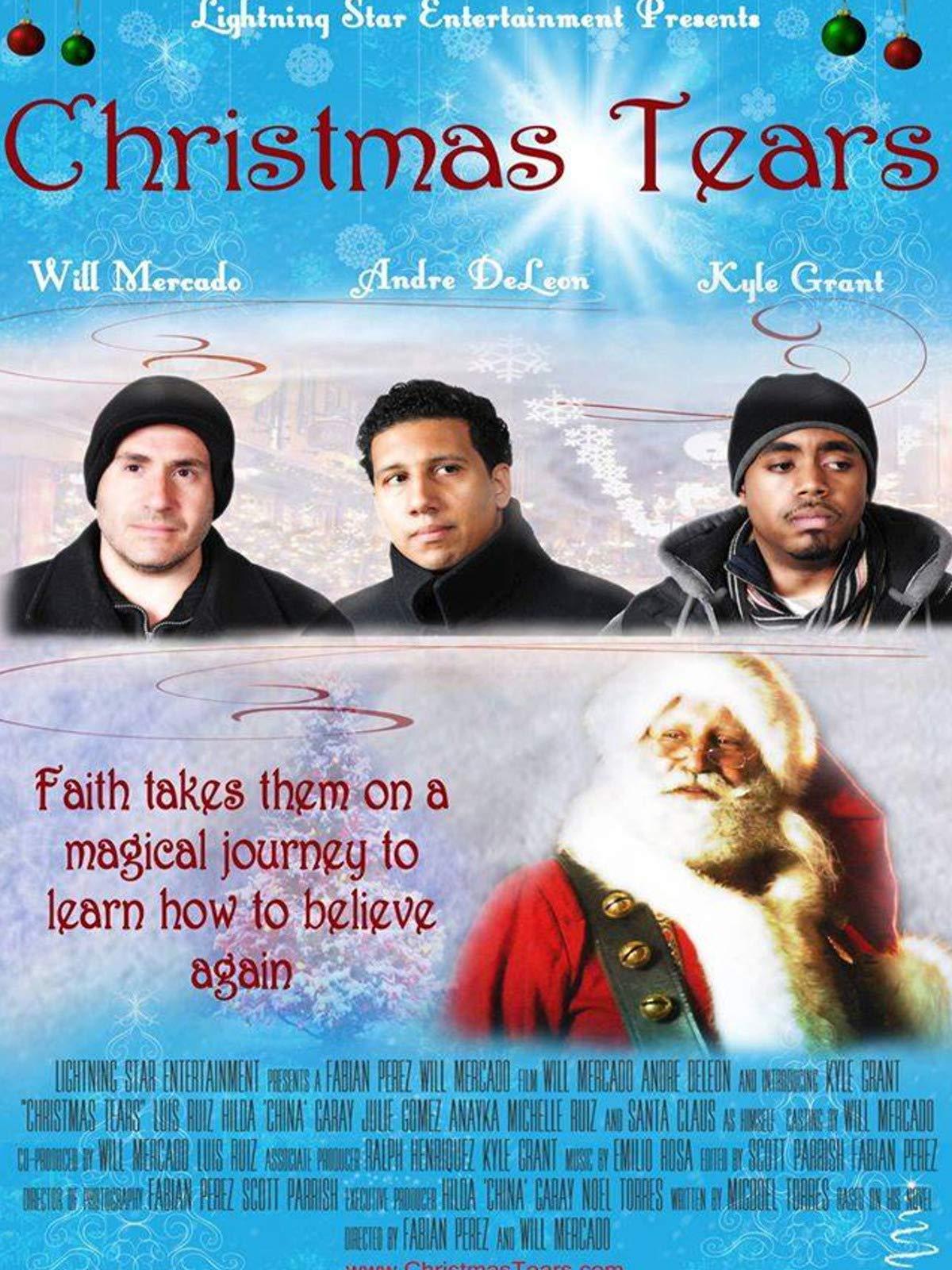Christmas Tears on Amazon Prime Video UK
