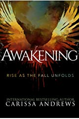 Awakening: Rise as the Fall Unfolds: An Supernatural Dystopian Thriller (An 8th Dimension Novel Book 2) Kindle Edition