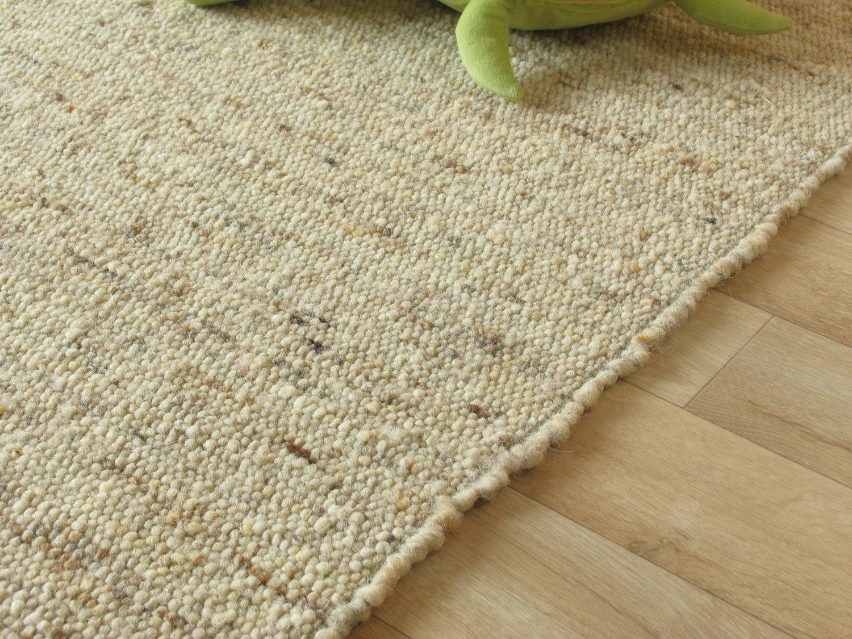 Was Ist Schurwolle landshut handweb teppich aus 100 schurwolle natur größe 250x250