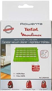 AmazonBasics - Bolsas para aspiradora R41 con control de olor, para Rowenta - Pack de 4: Amazon.es: Hogar