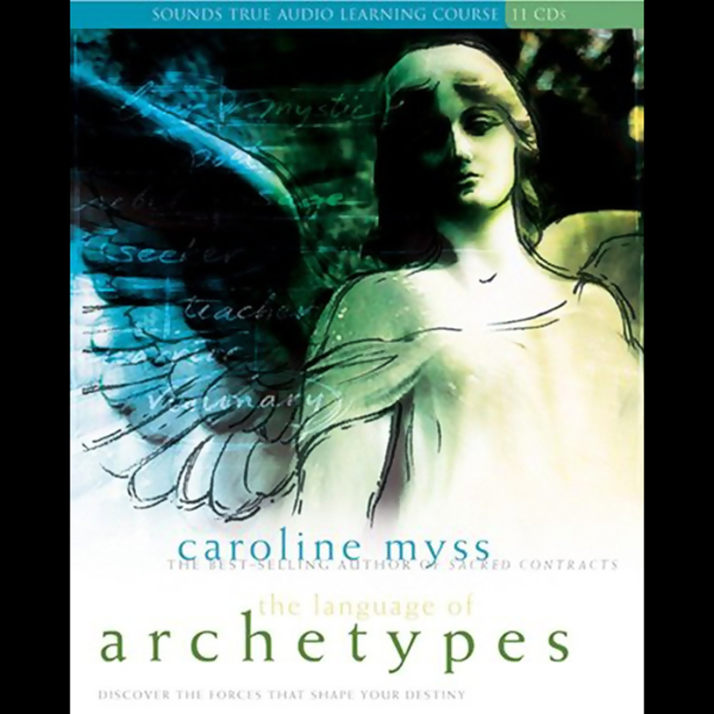 The Language of Archetypes: Discover the Forces that Shape Your Destiny by Sounds True