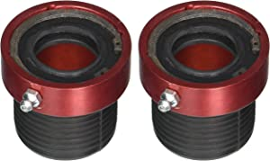 Ten Factory MG21102 Red Dana Axle Tube Seal, Pair (30/44)