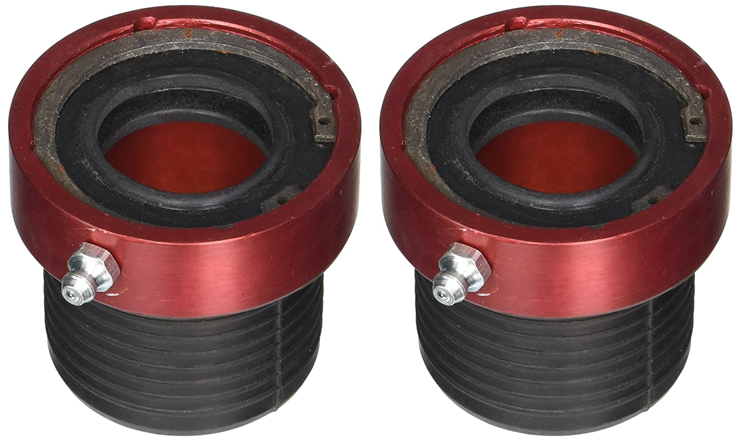 Ten Factory MG21102 Red Dana Axle Tube Seal 30//44 Pair