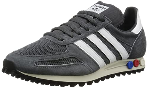 low cost ffea8 36c46 Adidas LA Trainer OG, dgh solid grey vintage white dgh solid grey,