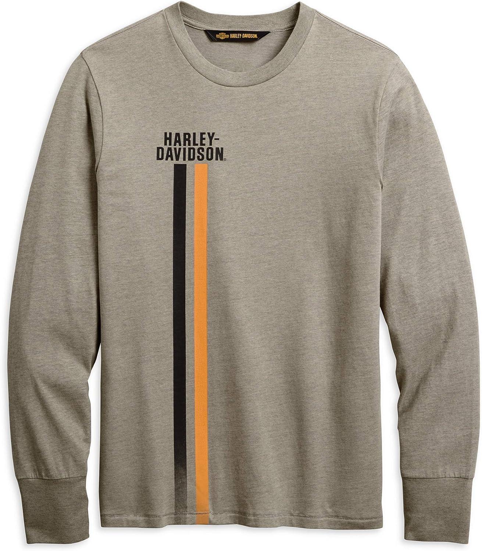 HARLEY-DAVIDSON Motorsports Camiseta de Manga Larga para Hombre: Amazon.es: Ropa y accesorios