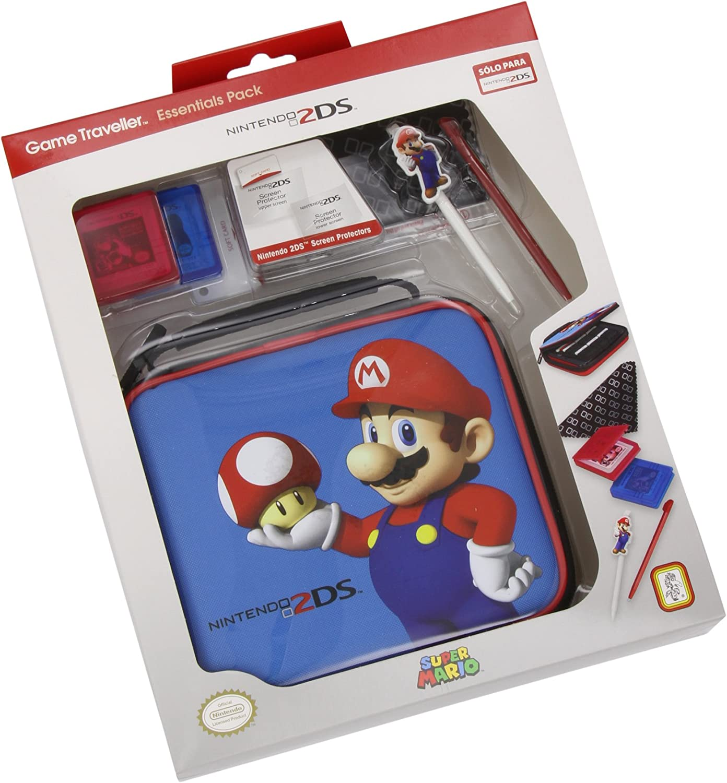 Ardistel - Pack Game Traveller Essentials (Nintendo 2DS), Modelos ...