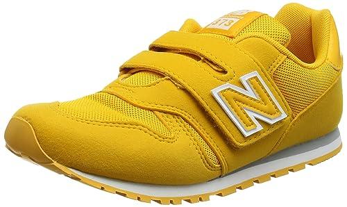 New Balance Kv373v1y, Zapatillas Unisex Niños, Amarillo (Yellow), 30 EU