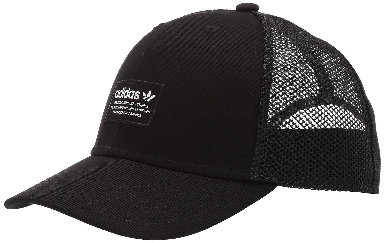 c6cd71788a Amazon.com  adidas Men s Originals Trefoil Trucker Cap