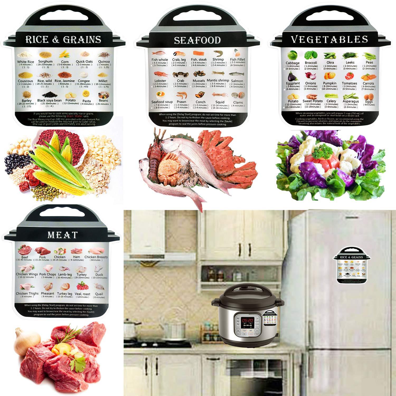 19Pcs Pot Accessories for Pressure Cooker fit 5,6,8Qt Pressure Cooker Pot Accessories Instant by DONEWISH (Image #2)