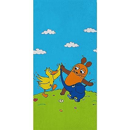 Toalla Grande El programa con el ratón – Diseño Amigos – 75 x 150 cm 100