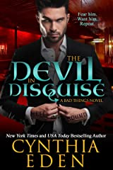 The Devil In Disguise (Bad Things Book 1) Kindle Edition
