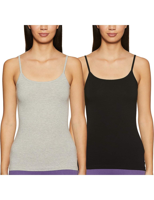 Amazon Brand – Symbol Women's Slim Fit Vest Top