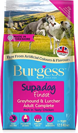 Image ofSupadog Adult Complete Dry Dog Food for Greyhounds and Lurchers 12.5 kg
