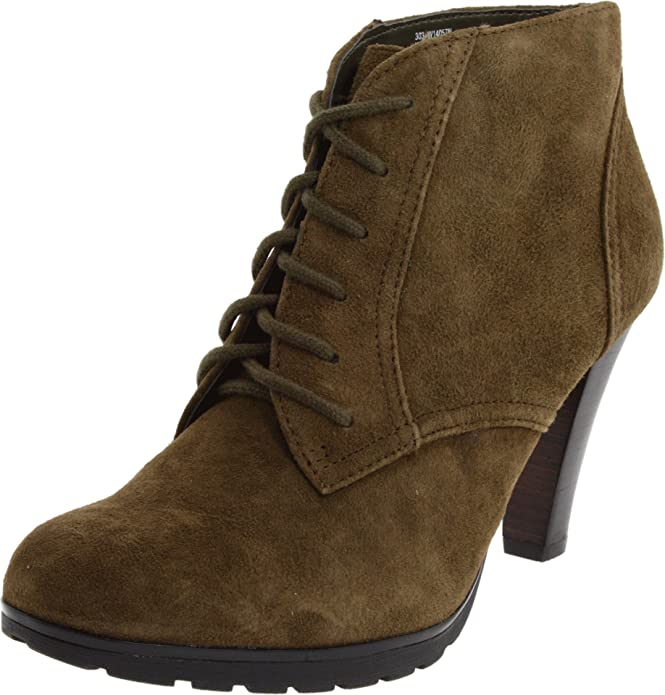 062760d05 Amazon.com | White Mountain Women's Sugarbabe Lace-Up Ankle Boot | Ankle &  Bootie